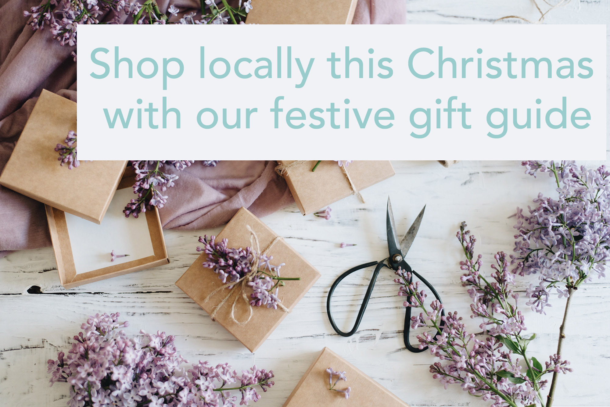 Allia's ethical gift guide to support independent, sustainable small businesses this festive season
