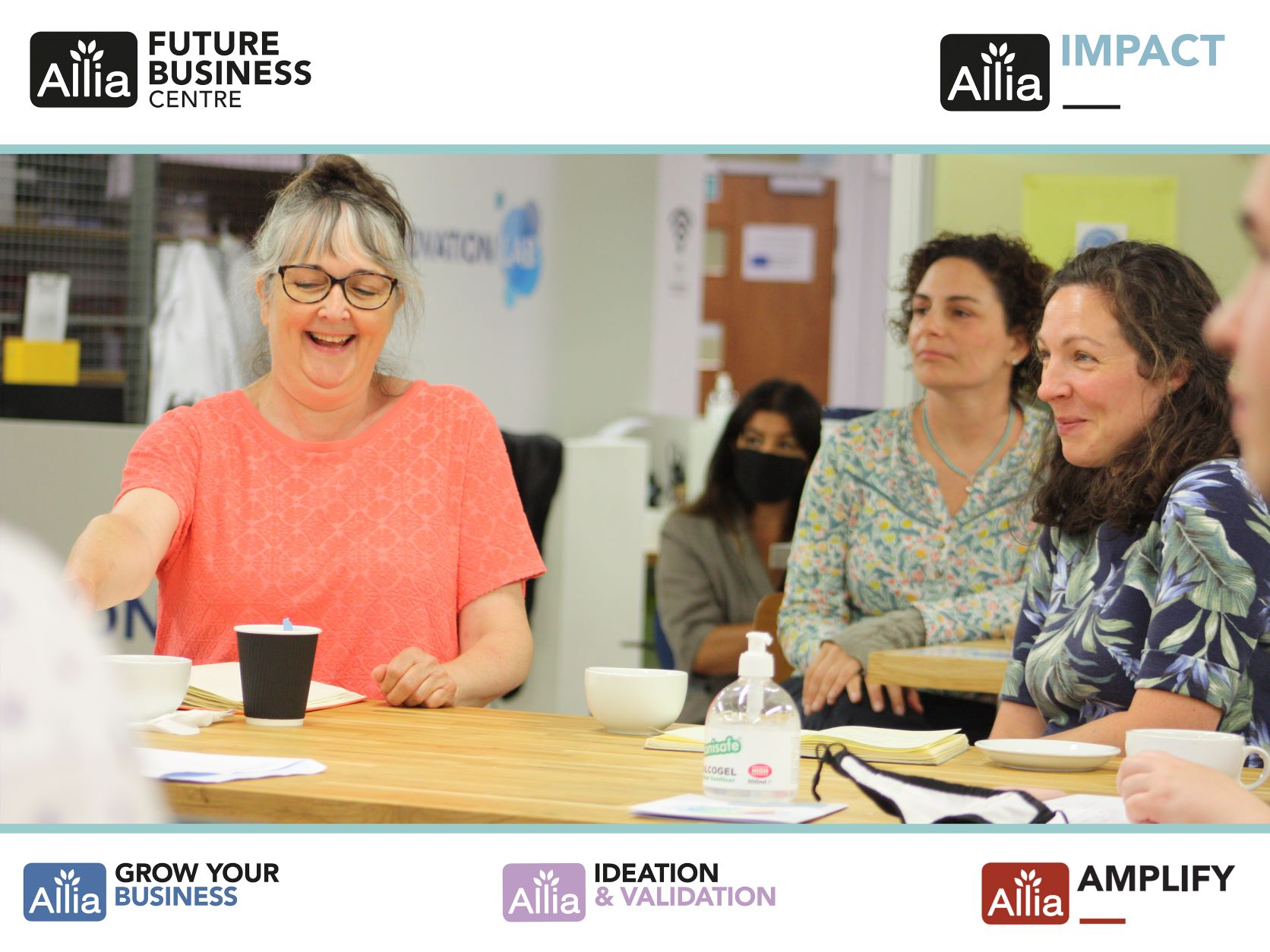 Check out Allia's programmes launching this summer!