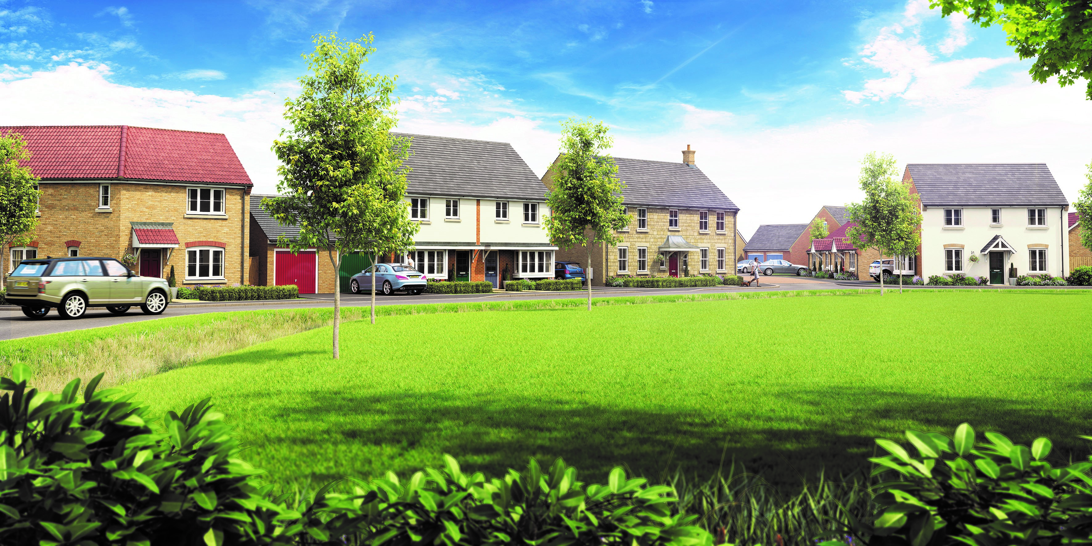 Public invited to Allison Homes show home opening in Pinchbeck, Spalding