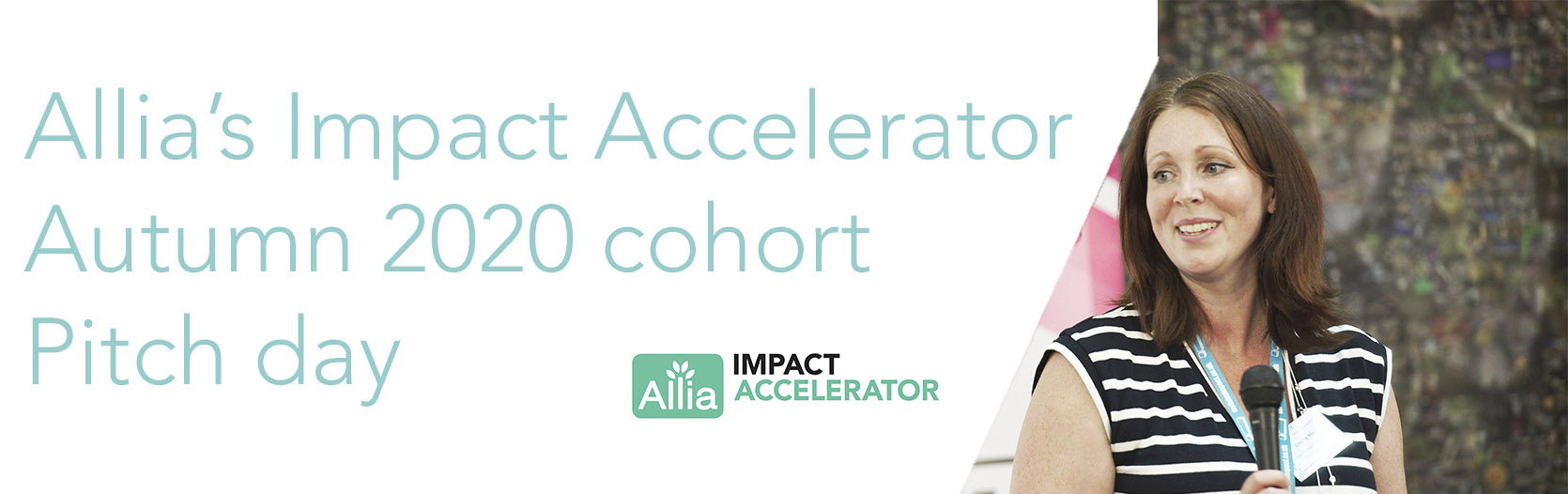 Impact Accelerator Autumn 2020 cohort - Pitch day