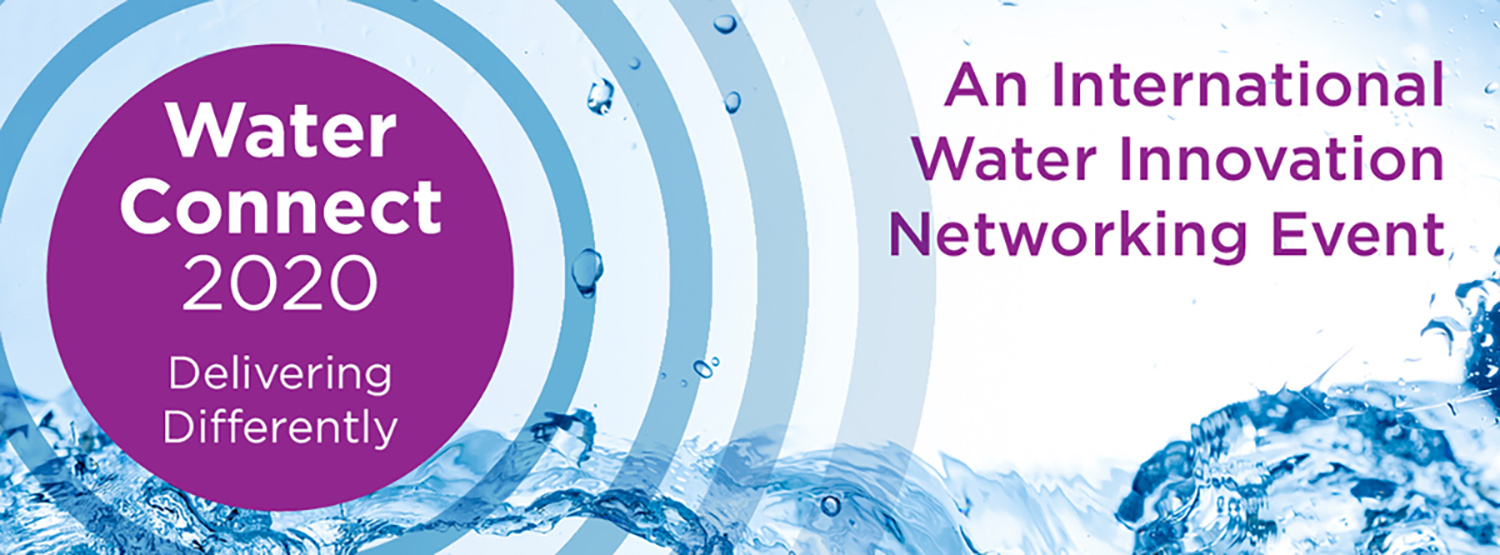 Water Connect 2020 – Delivering Differently