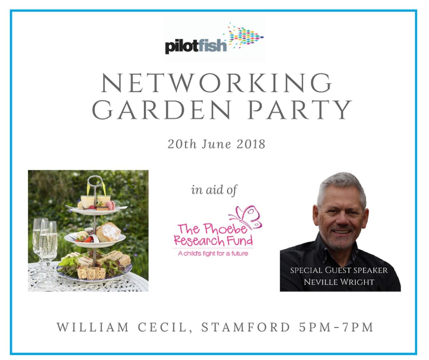 Pilot Fish Garden Party