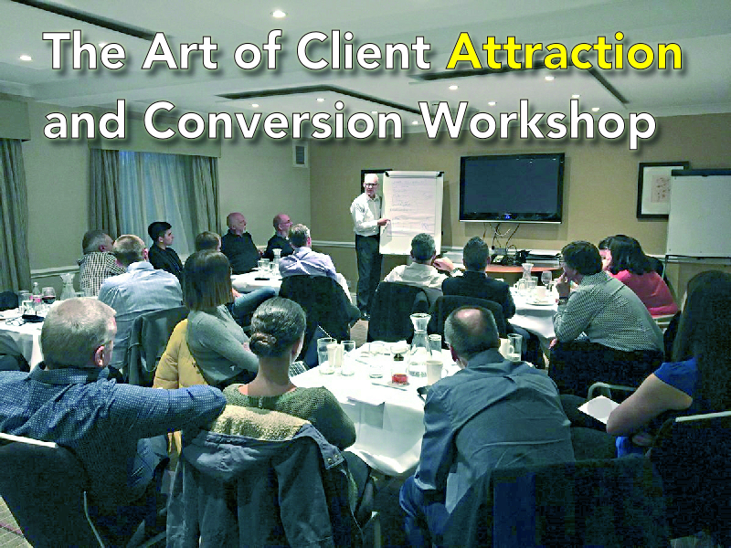 The Art of Client Attraction and Conversion