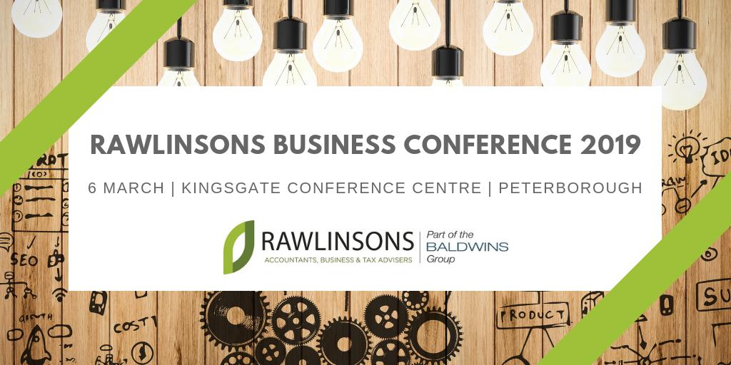 Rawlinsons Business Conference 2019