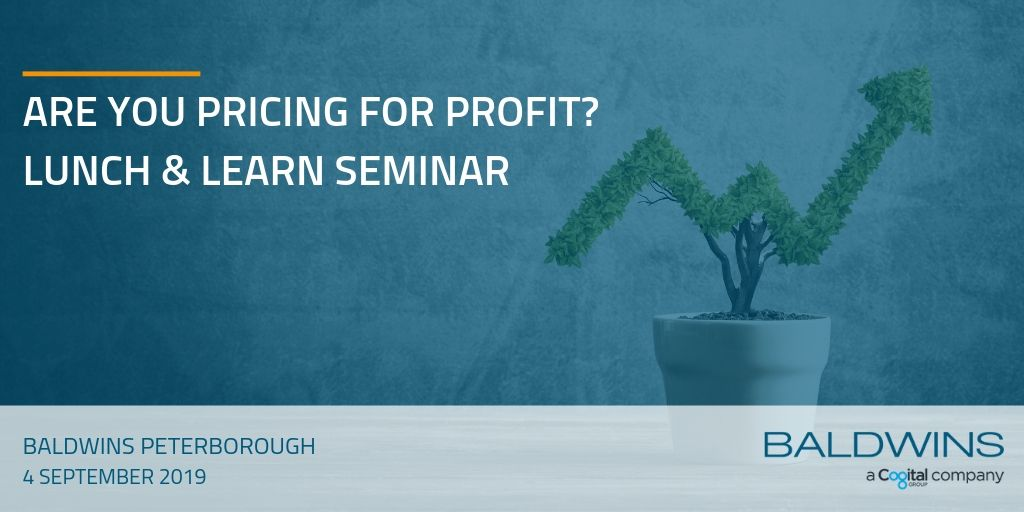 Are you Pricing for Profit?