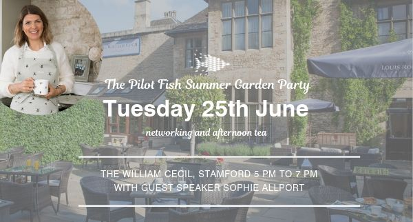 Summer Networking Garden Party