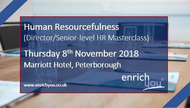 Human Resourcefulness (Director/Senior-level HR Masterclass)