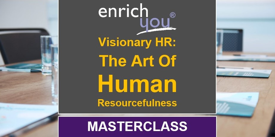 Visionary HR (Senior-level HR Masterclass)