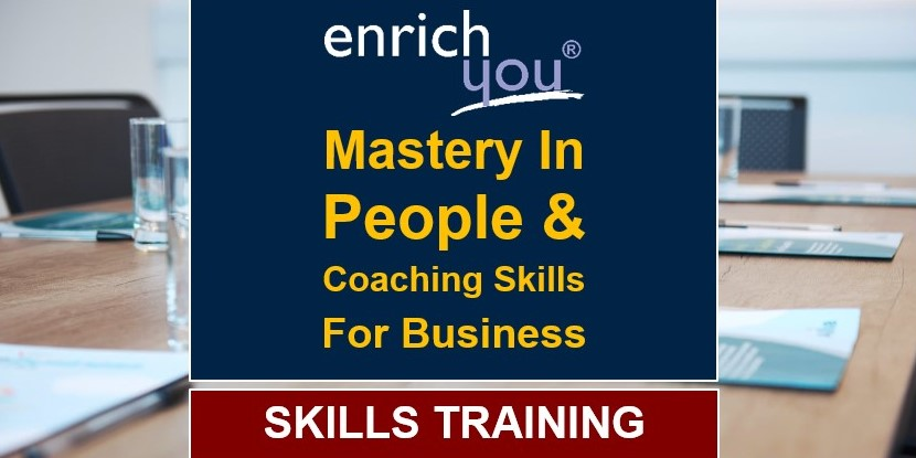 Mastery In People & Coaching Skills Workshop