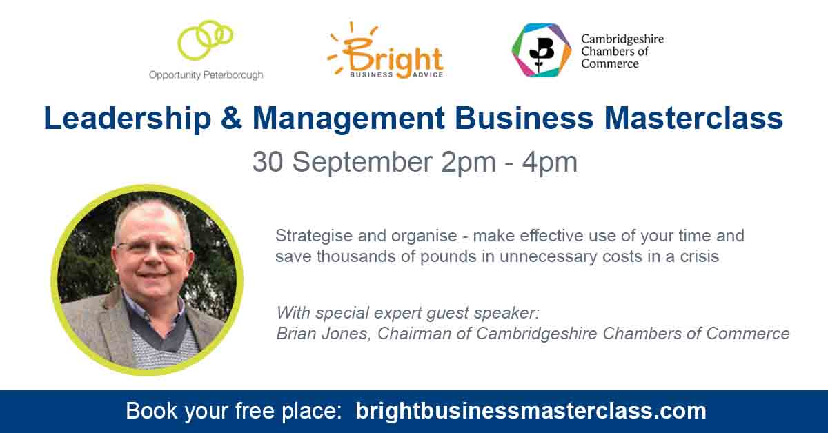 On-Line interactive Business Masterclasses - Leadership & Management