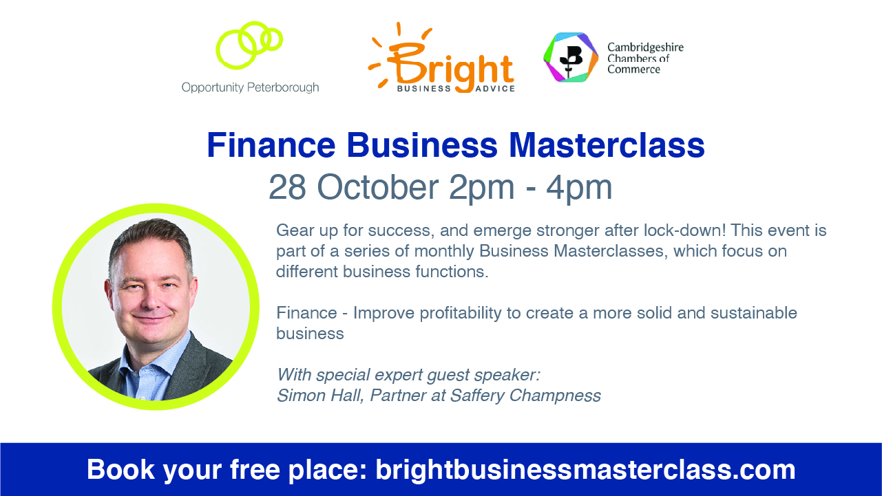 On-Line interactive Business Masterclasses - Finance