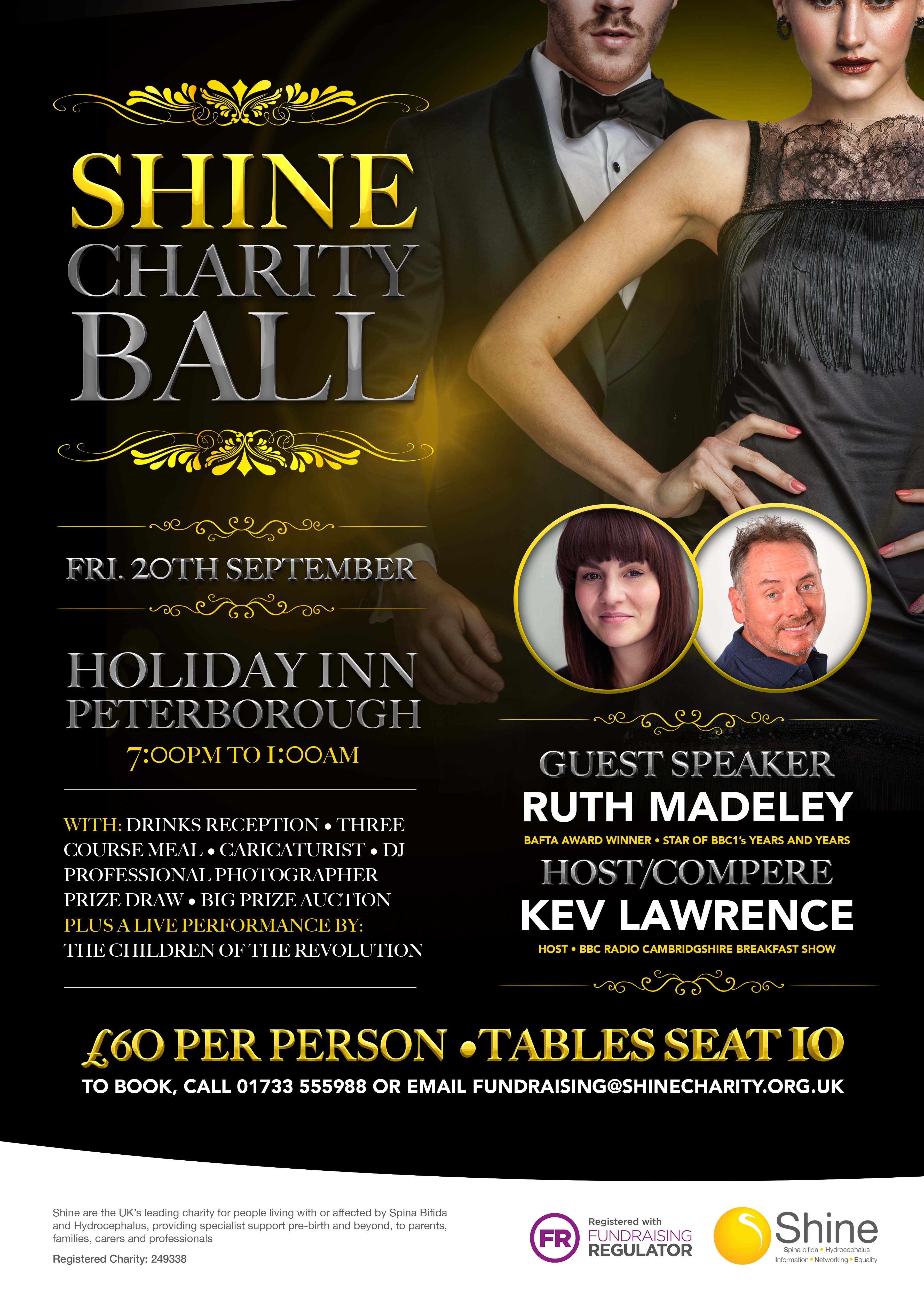 Shine Charity Ball 2019