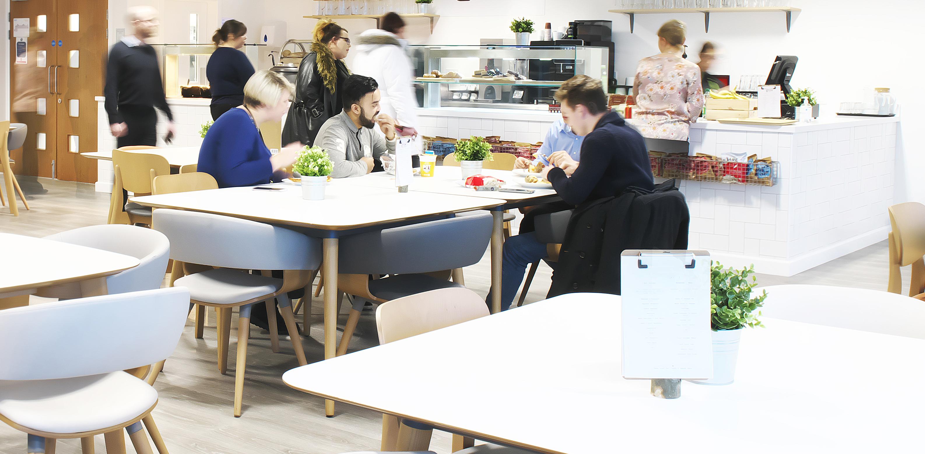 Origin8 teams up with Allia Future Business Centre Peterborough as catering partner