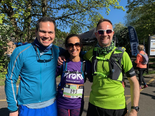 Buckles Solicitors LLP remember colleague with Peak Trail Run fundraiser