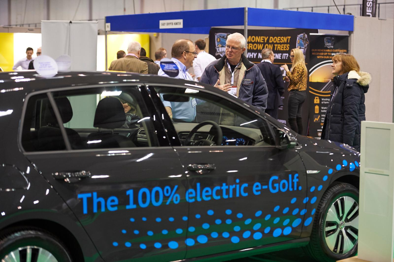 Energy and Rural Business Show moves to East of England Arena
