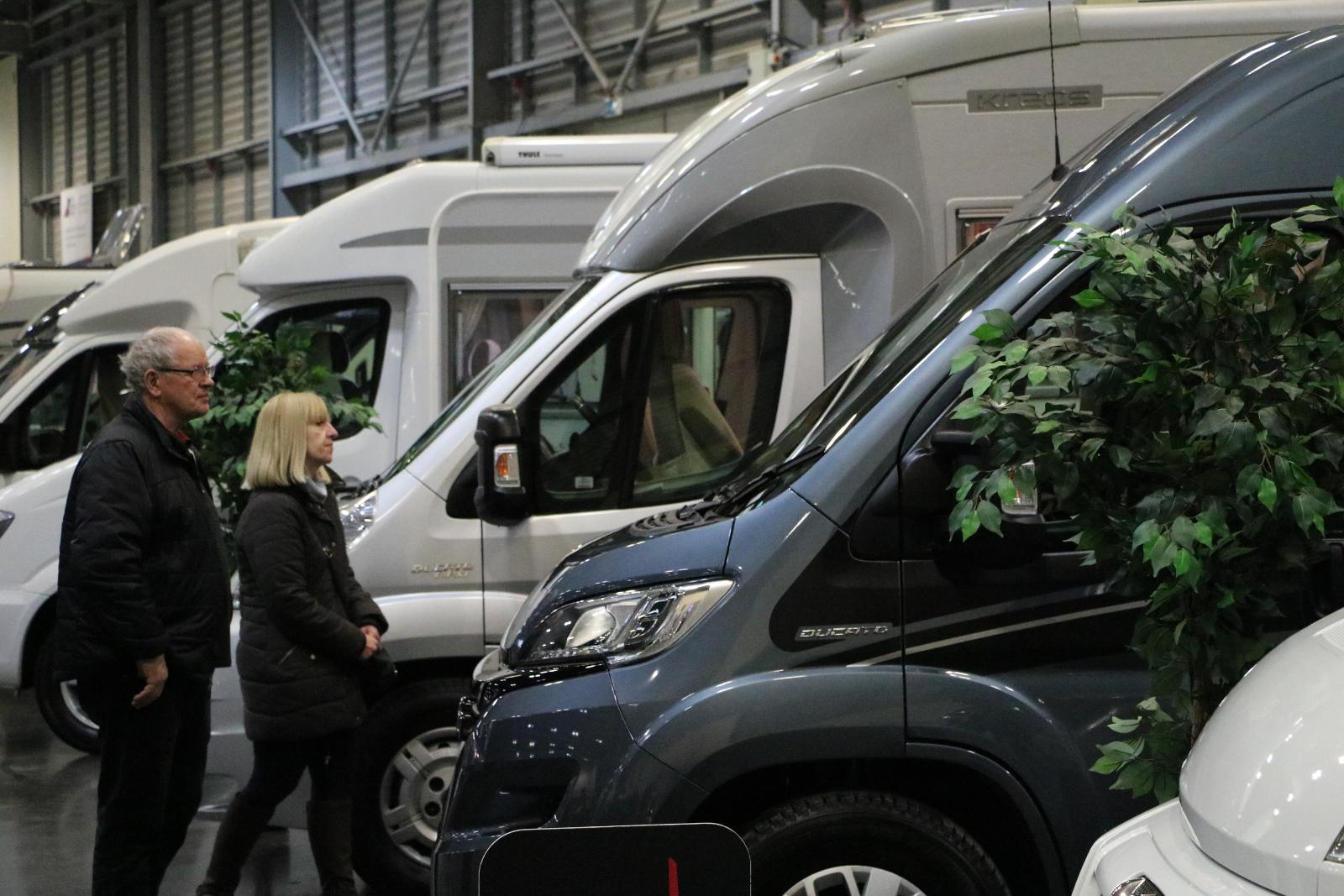 2021 winter motorhome sale to go ahead at East of England Arena & Events Centre
