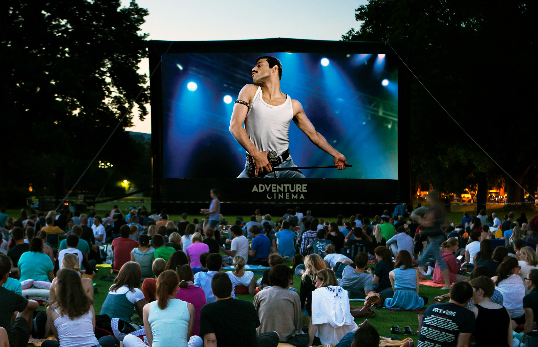 Cinema Under The Stars comes to East of England Arena and Events Centre, July 13