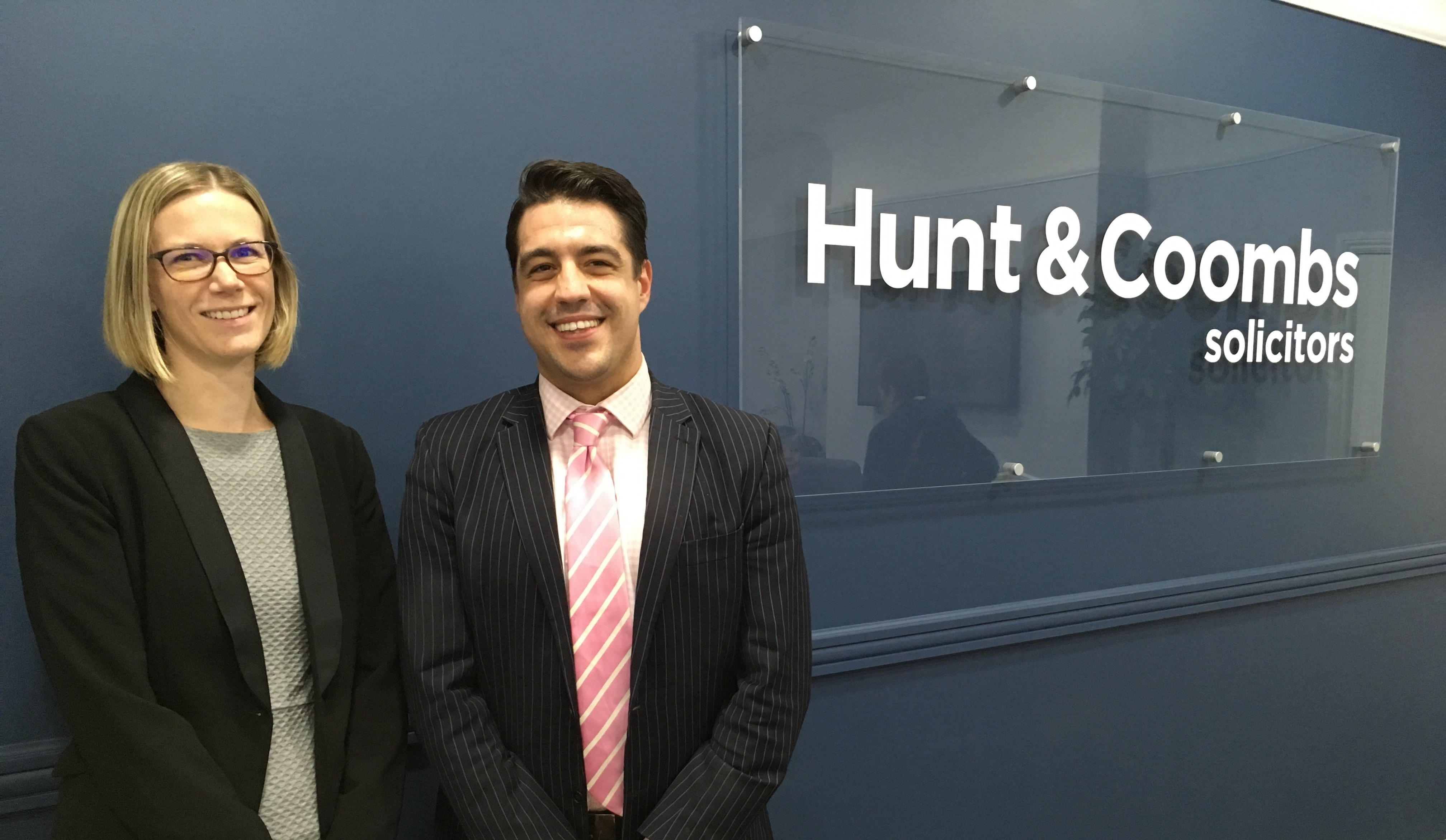 Hunt & Coombs strengthens family and divorce legal services with new appointments in Peterborough and Huntingdon