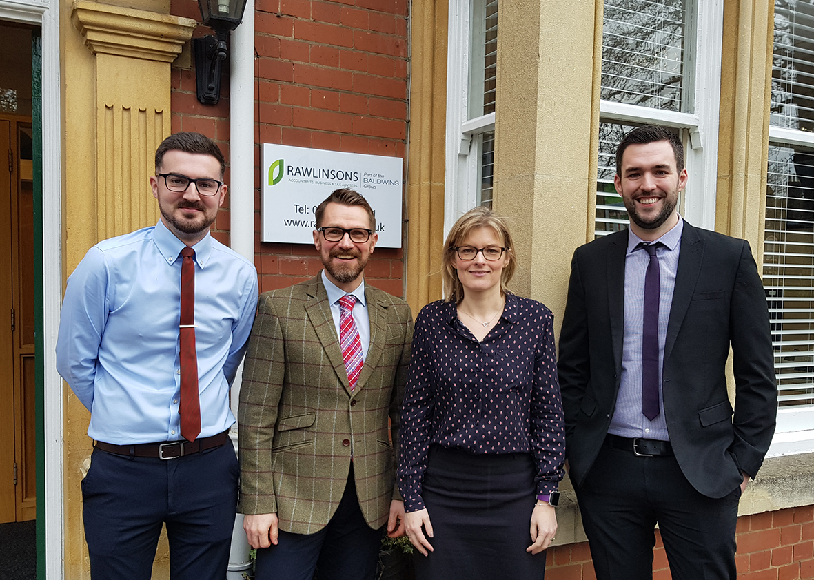 Senior promotions announced at Rawlinsons Accountants