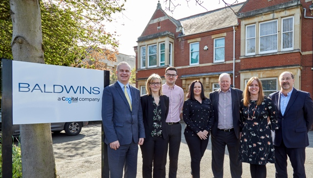 New era for Rawlinsons as firm rebrands as Baldwins