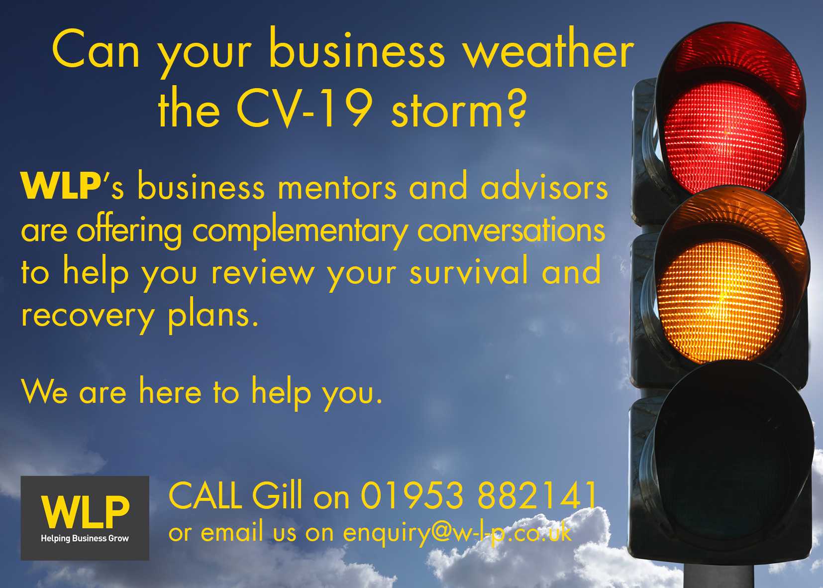 Can your business weather the CV-19 storm?