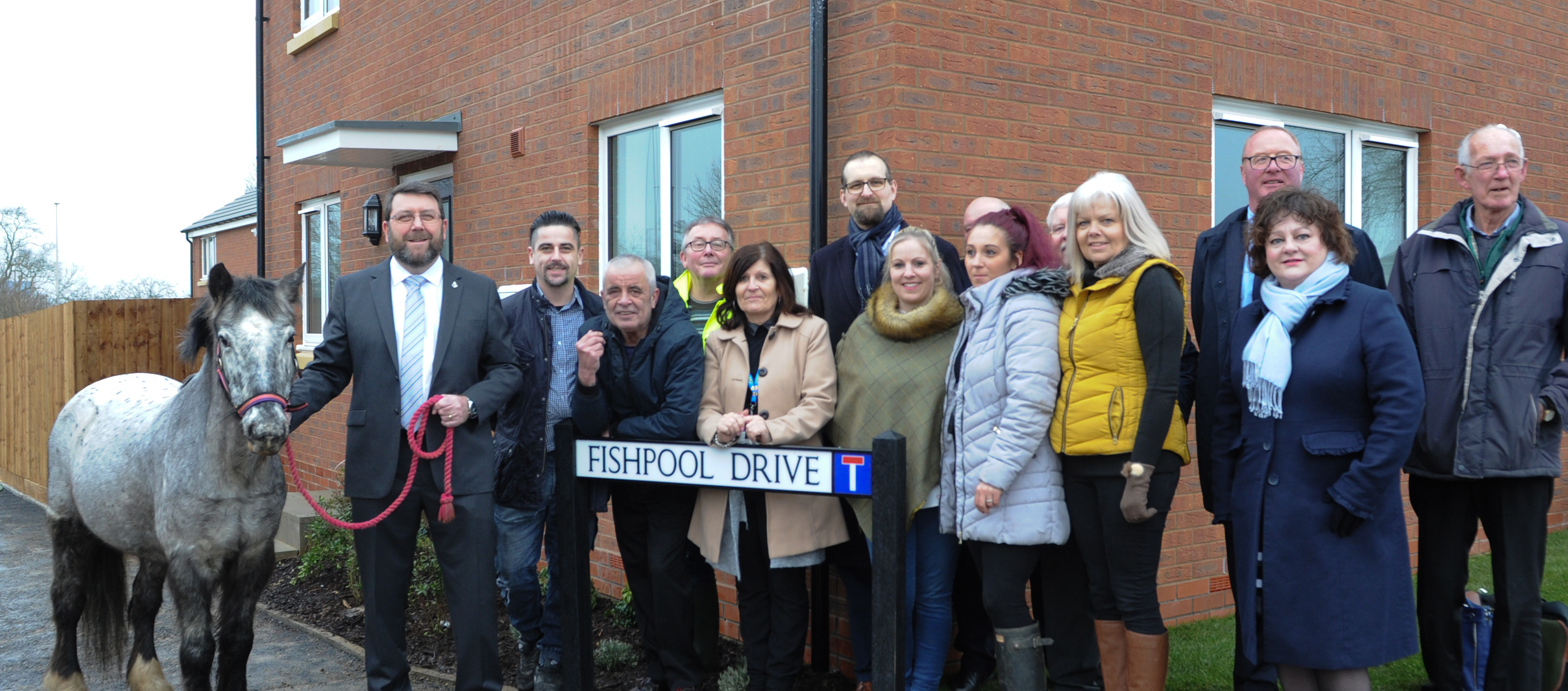 Medesham Homes development named after local woman