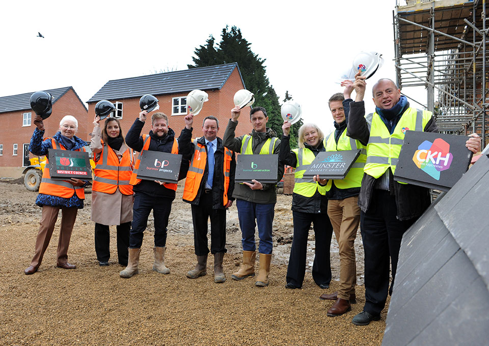 Partners gather with CKH to celebrate development work