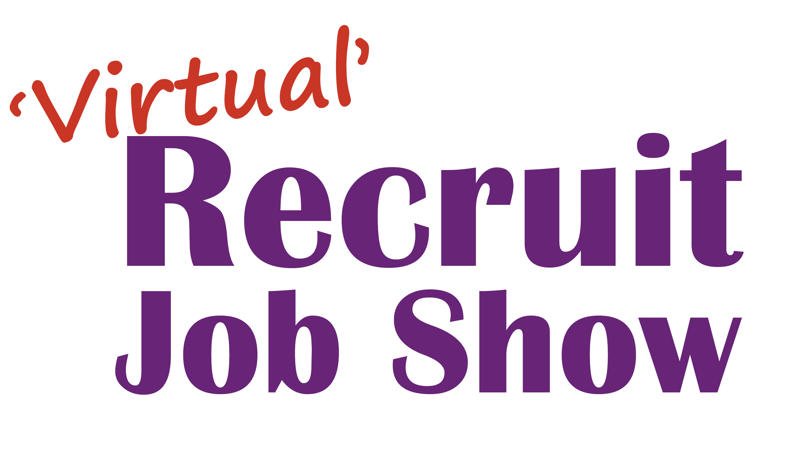 The Recruit Job Show is going virtual – and your company can get on board!