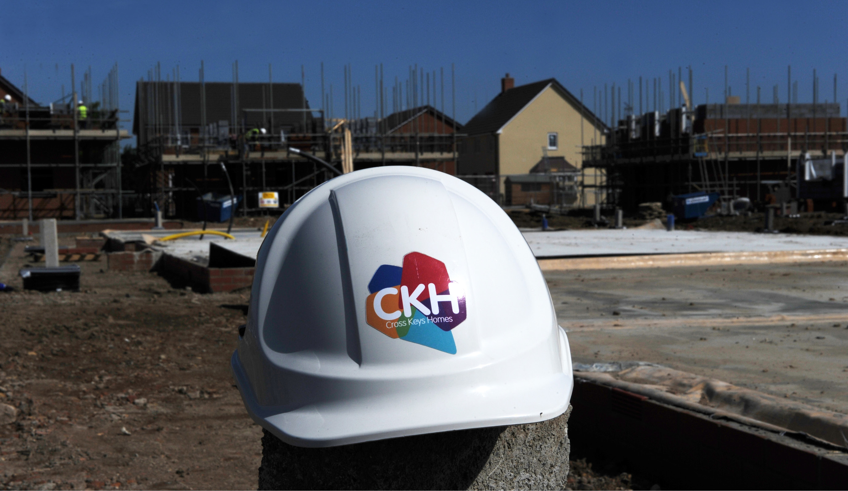 Once again CKH shows its determination to build more affordable homes