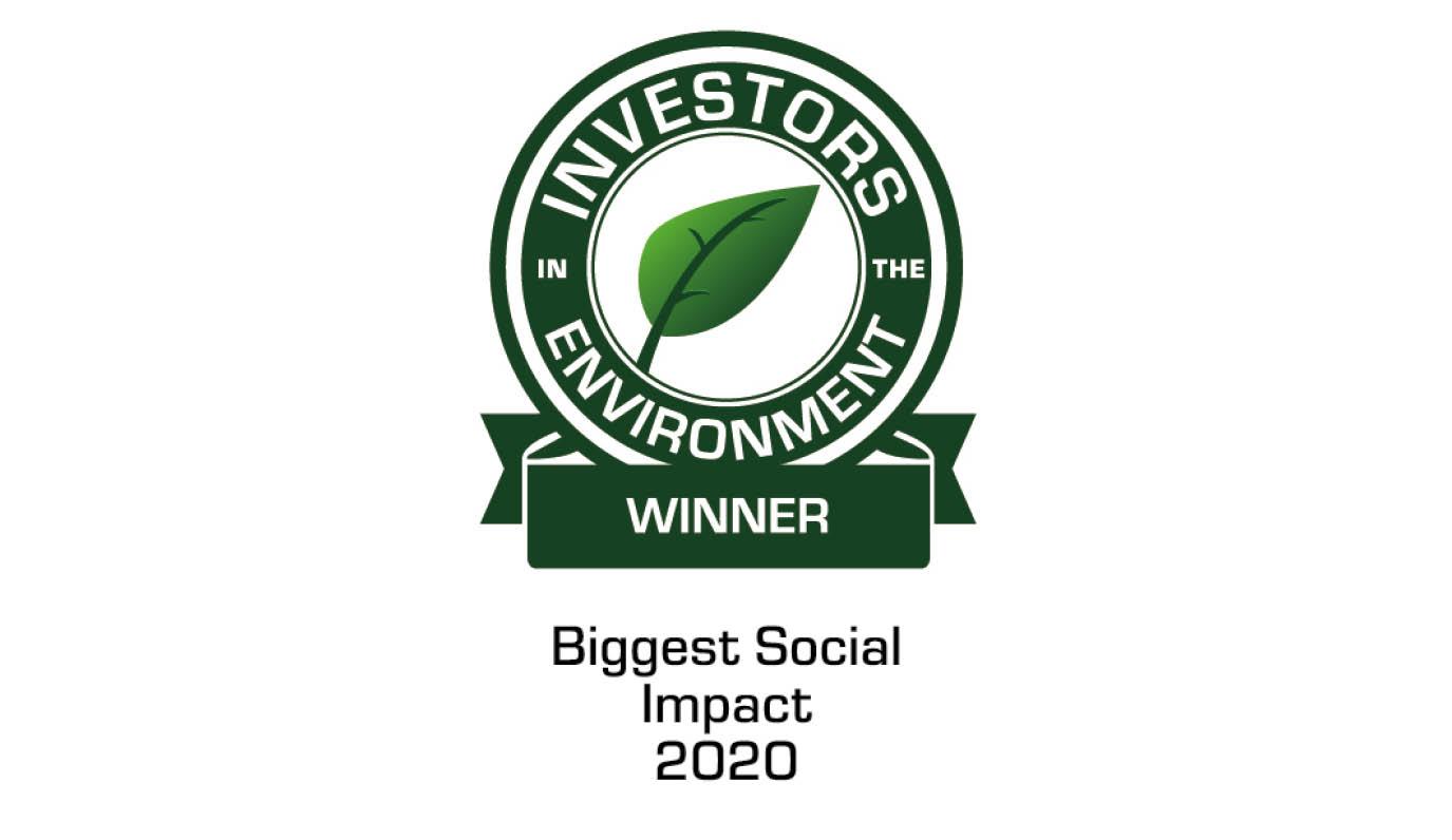 CKH celebrates social impact award