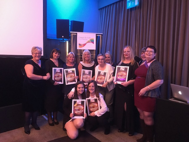 Cross Keys Care scores a double at Care Awards