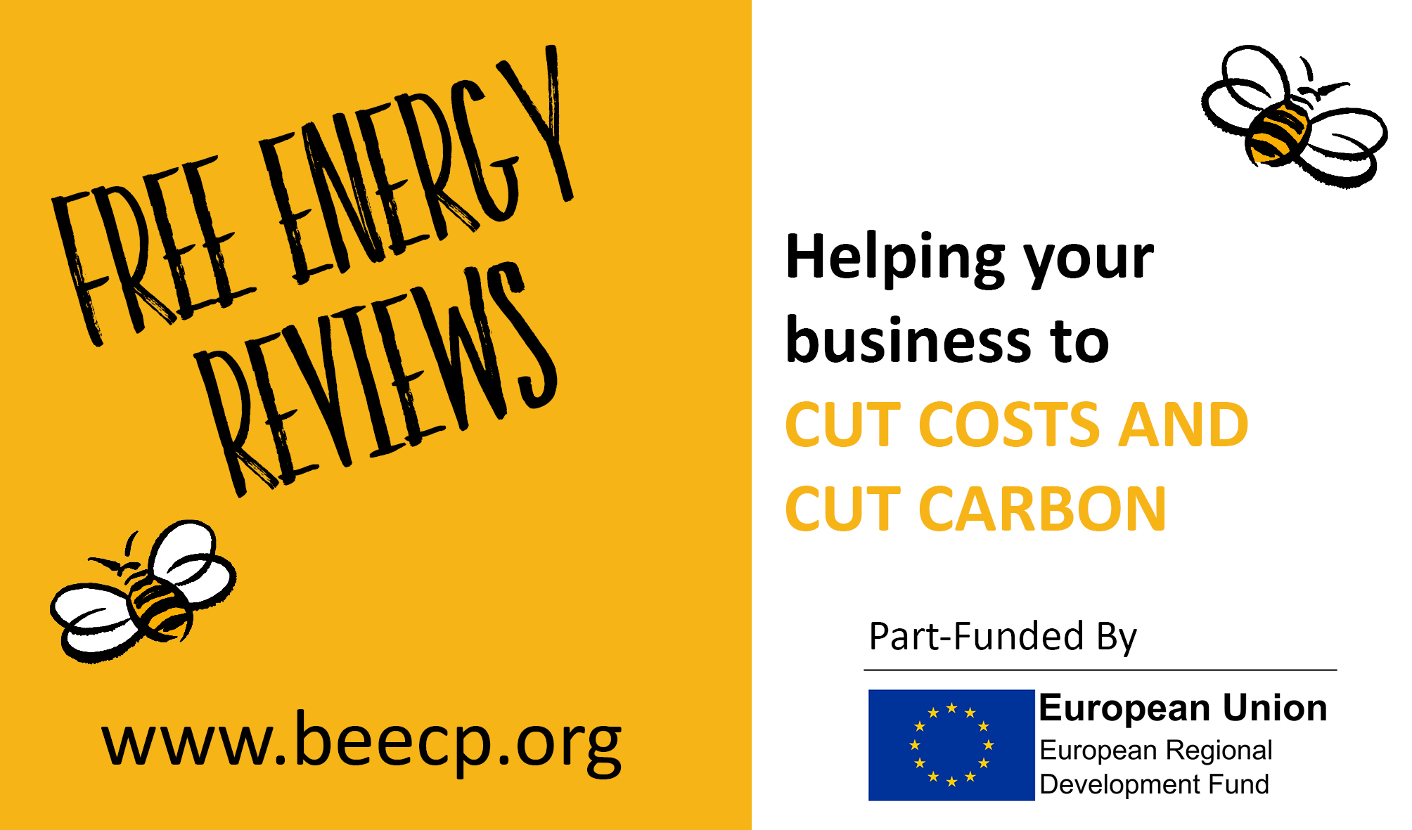 Final call for FREE Business Energy Efficiency Audits