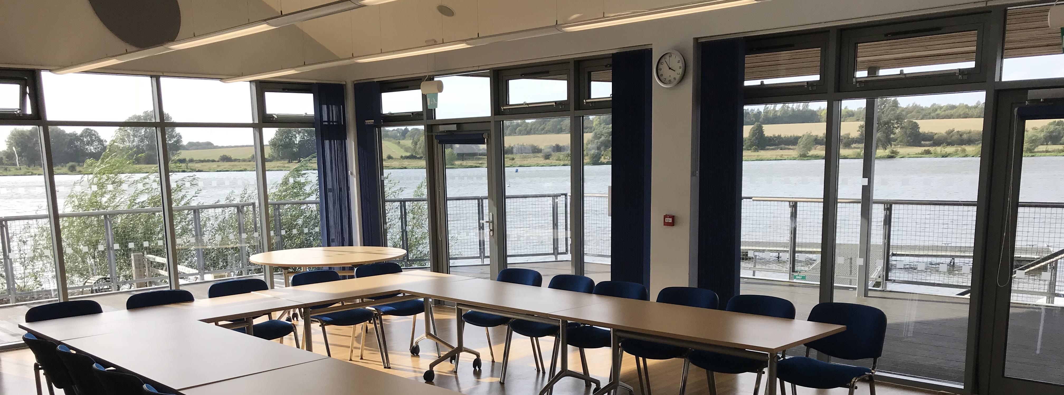 Nene Park offers 10% off Lakeside Meeting Room bookings for Bondholder Members