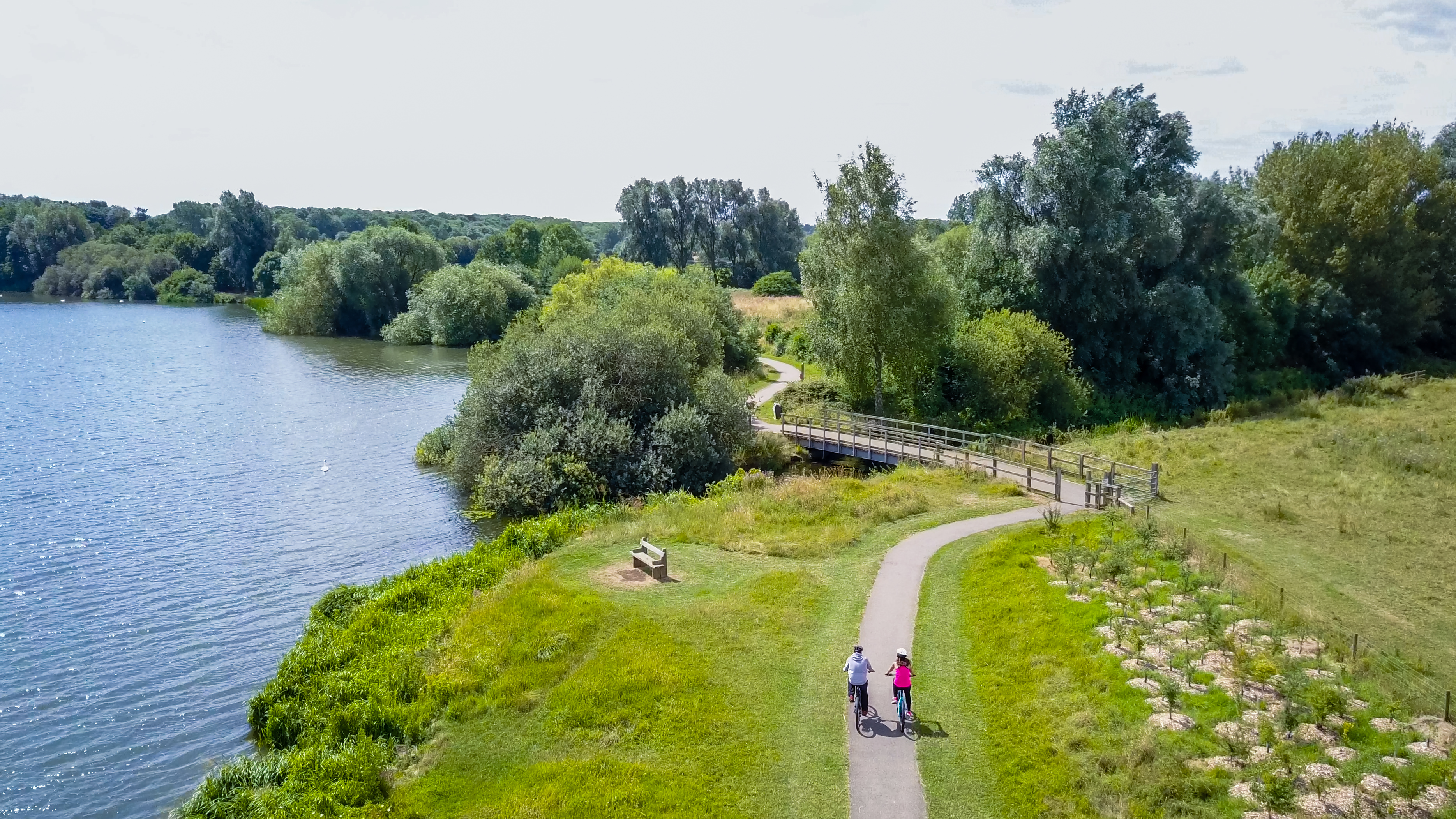 The search begins for a new Chair of Trustees at Nene Park Trust