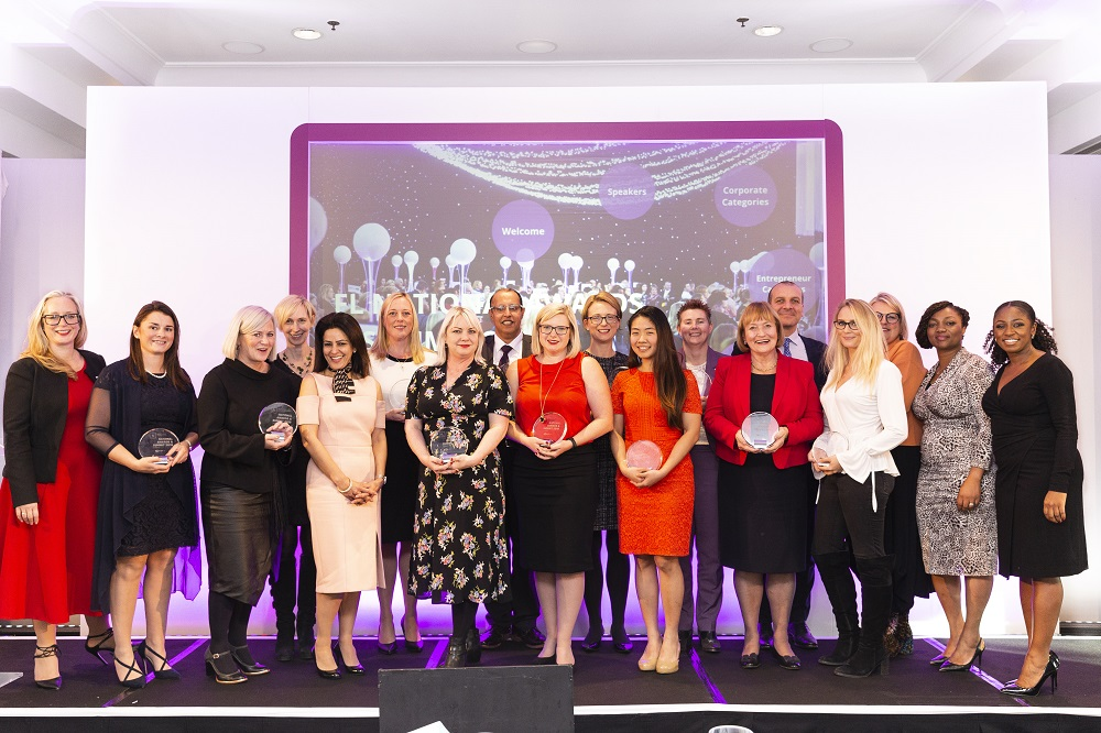 Joanne Bass Wins Forward Ladies Midlands Female Entrepreneur Award