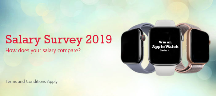 What are you worth in 2019? | Salary Survey 2019