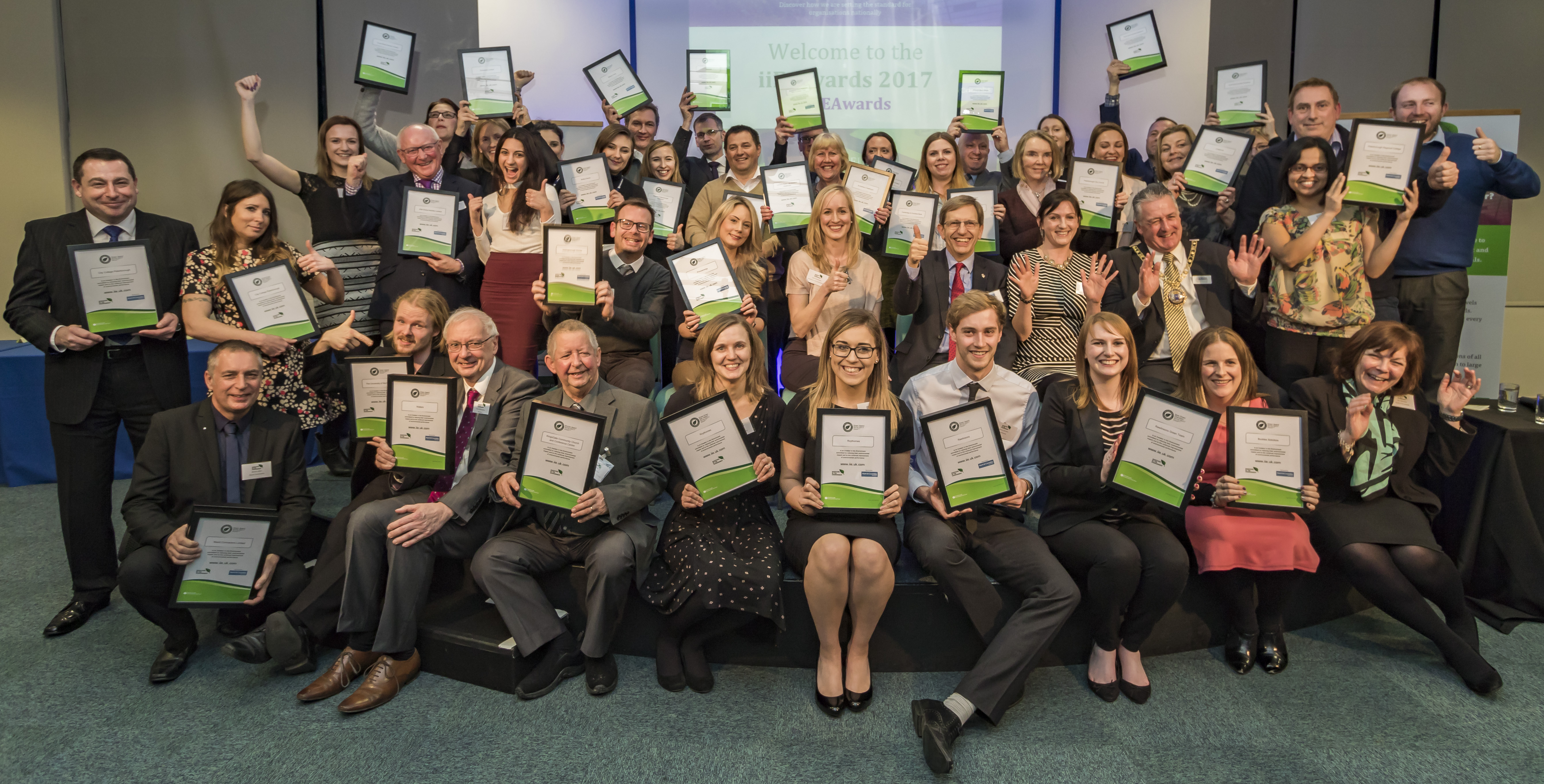 Businesses invited to attend iiE Awards – celebrating the East region's environmental achievements