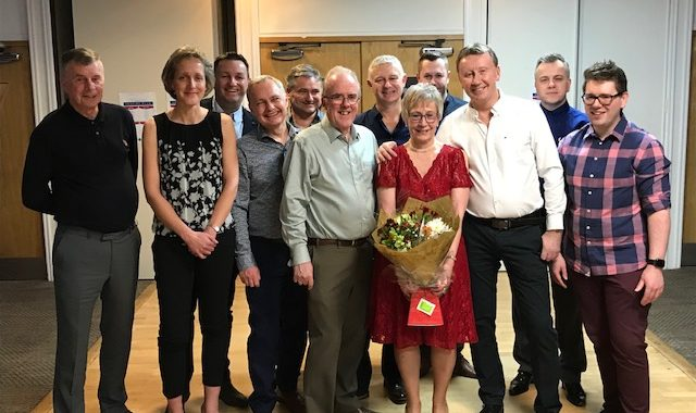 Dedicated accountants retire after 90 years of service at Moore Thompson Chartered Accountants