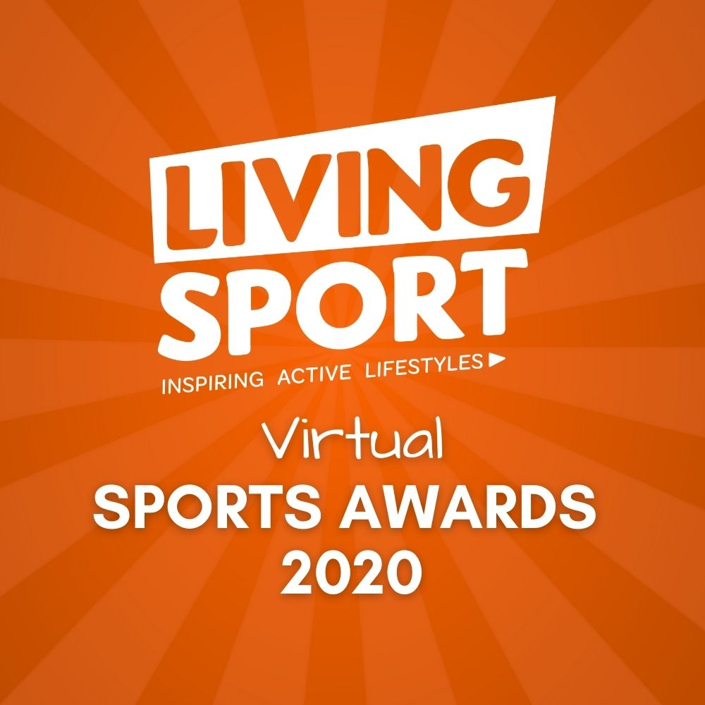 Nominations now open for this year's Living Sport Virtual Sports Awards 2020