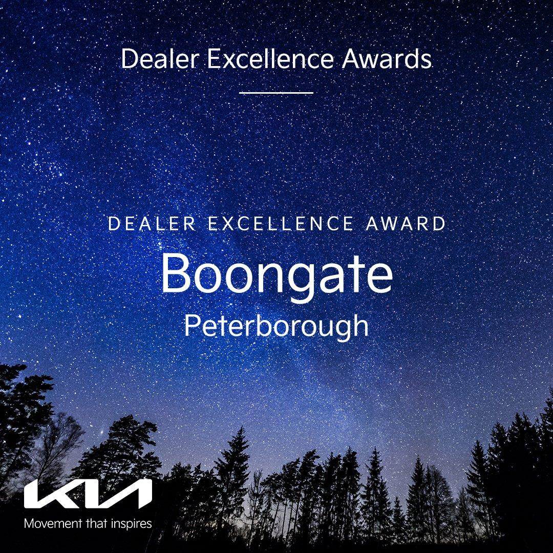 Peterborough Car Dealership Wins Dealer Excellence Award
