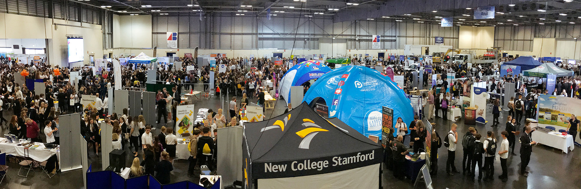 Record breaking Careers Show attracts 6,000 visitors