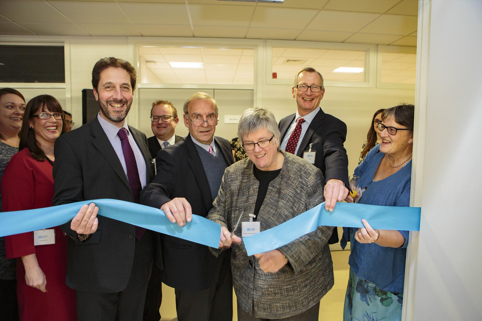 State-of-the-art Innovation Lab opens at Allia Future Business Centre, Peterborough