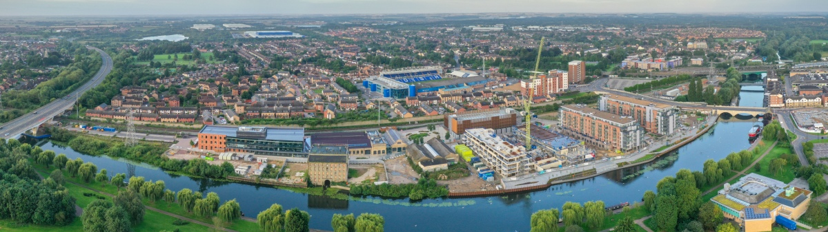Ambitious £600 million city centre regeneration plans for Peterborough to be showcased on 9 October