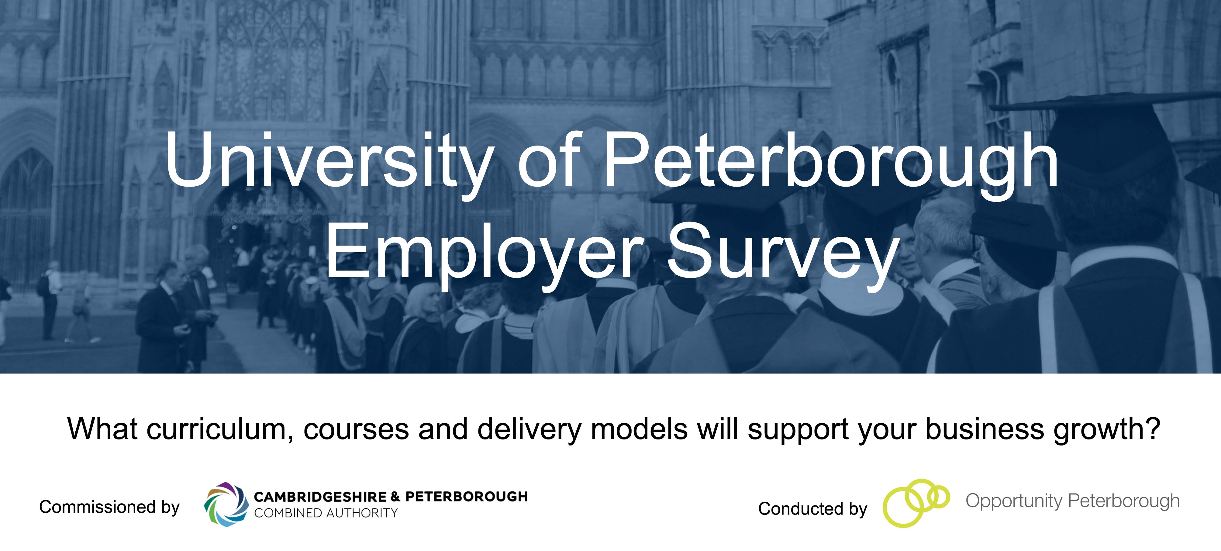Businesses to be surveyed on what courses they want to see at new University of Peterborough