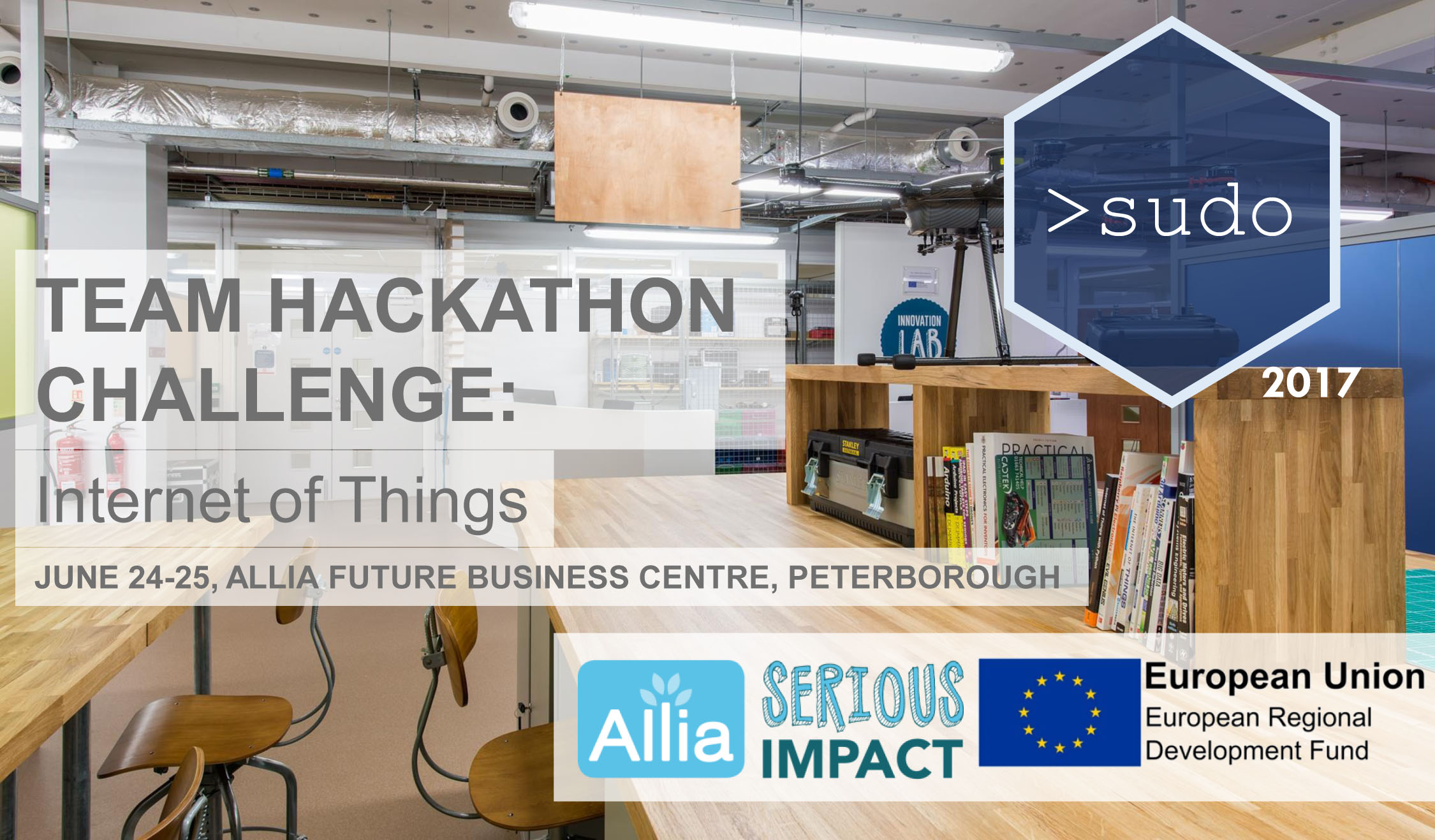 New Hackathon team challenge with Social Impact