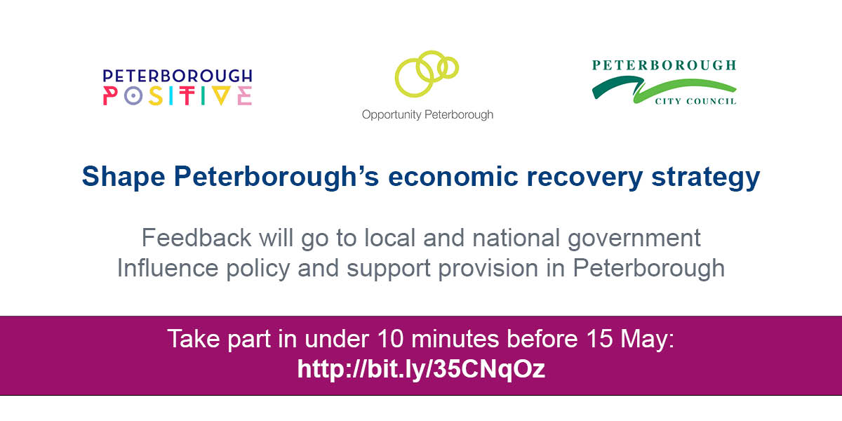 Call for businesses to help shape Peterborough's economic recovery strategy